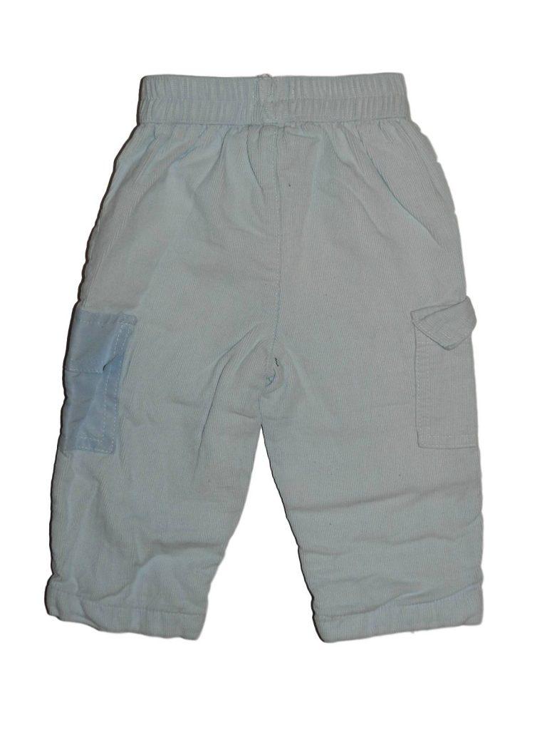 Újszerű Egyéb márka Kord nadrág béléssel (74-80)