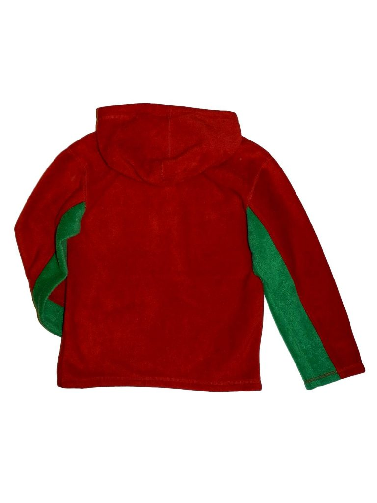Hibátlan Ladybird Wales polár pulóver (128-134)