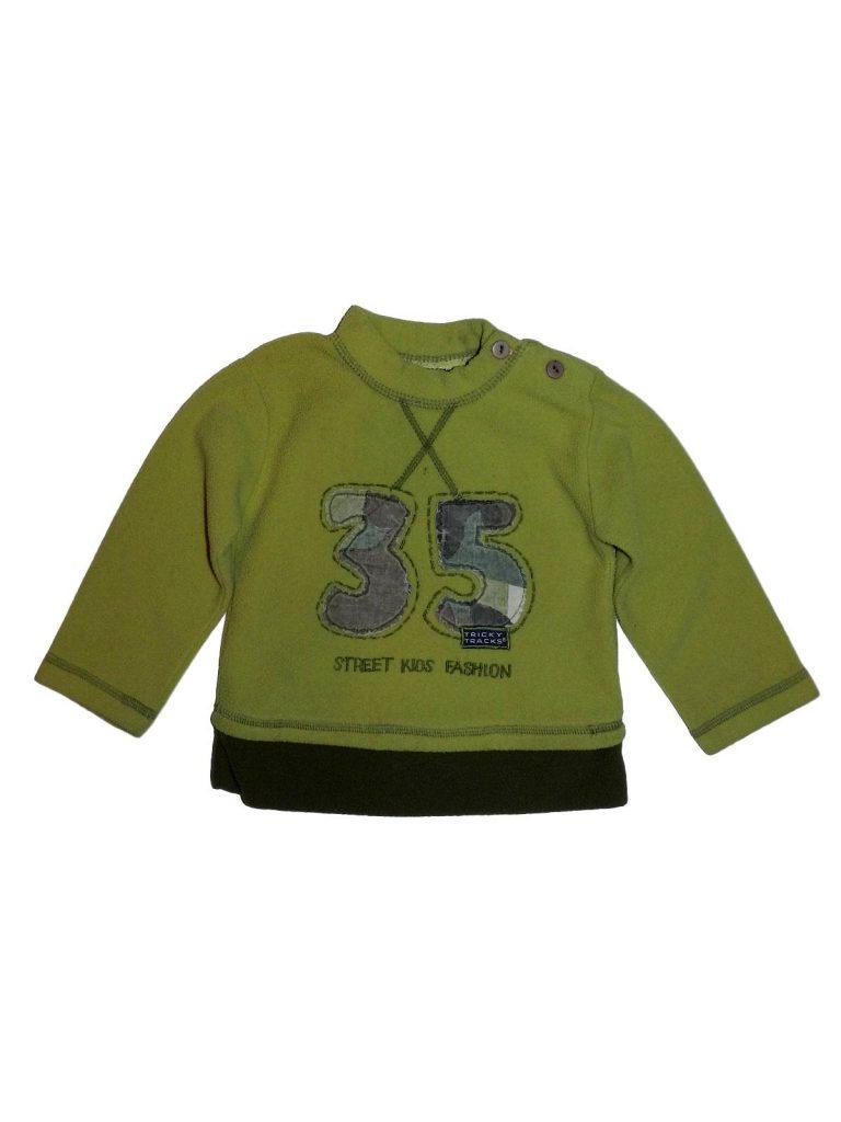 Jó állapotú Egyéb márka 35 polár pulóver (80)