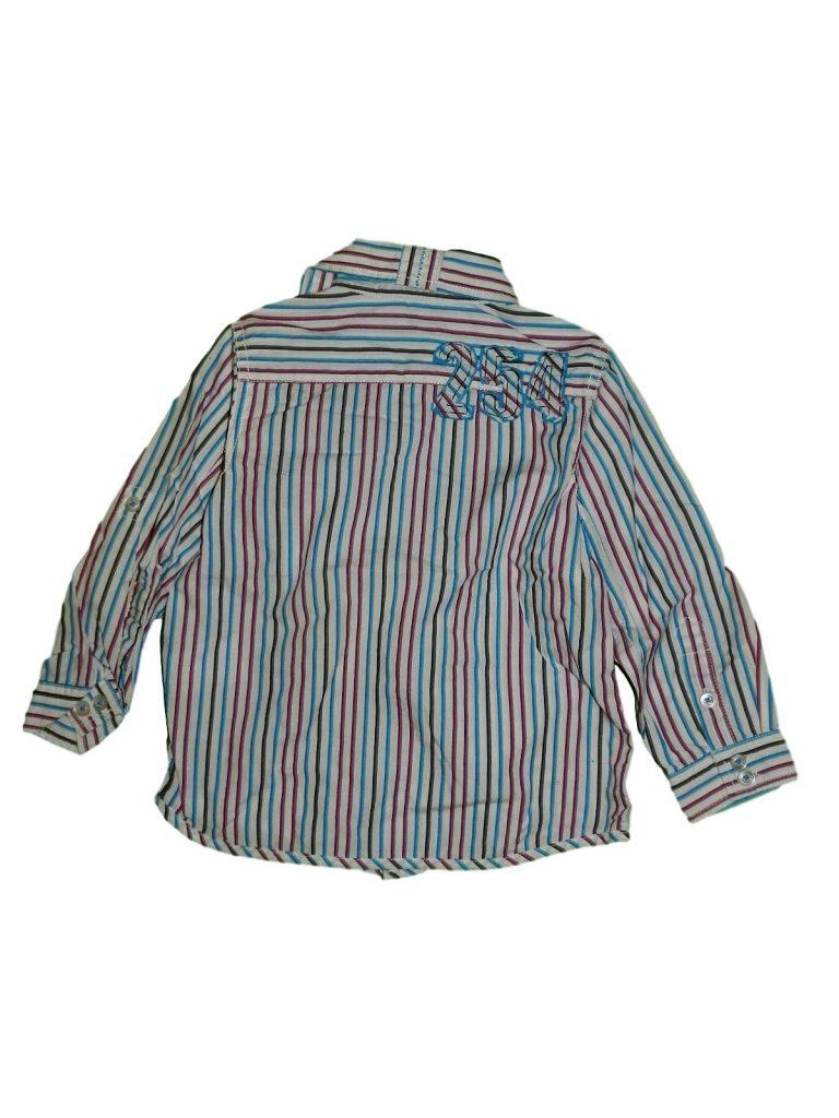 Hibátlan Egyéb márka Zsebes, feliratos ing (98)