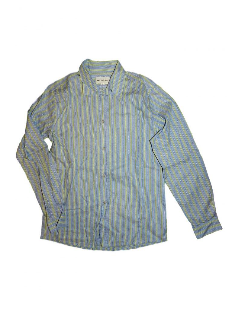 Jó állapotú Egyéb márka Csíkos hosszú ujjú ing (164)