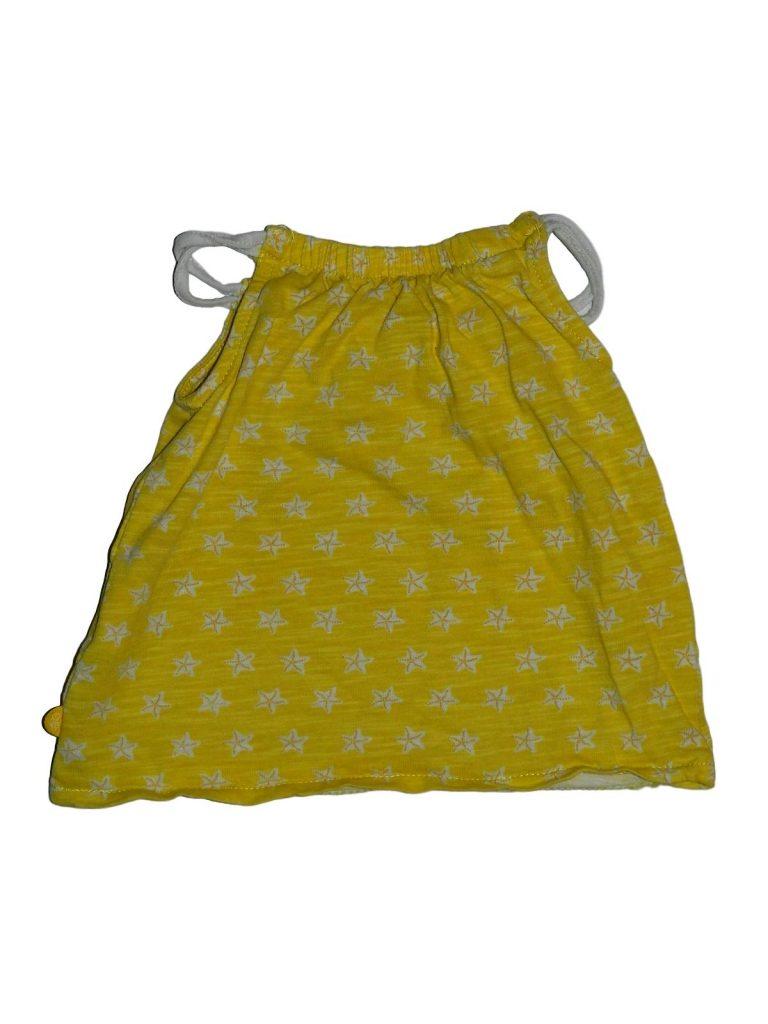 Hibátlan Egyéb márka Sárga, mintás felső (62)