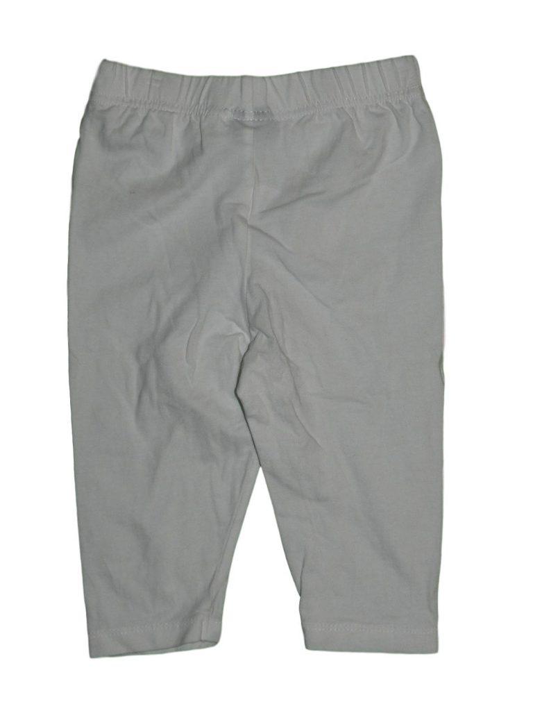 Hibátlan Egyéb márka Fehér leggings (98-104)