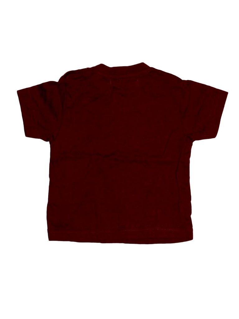 Hibátlan Early Days Bordó póló (62-68)
