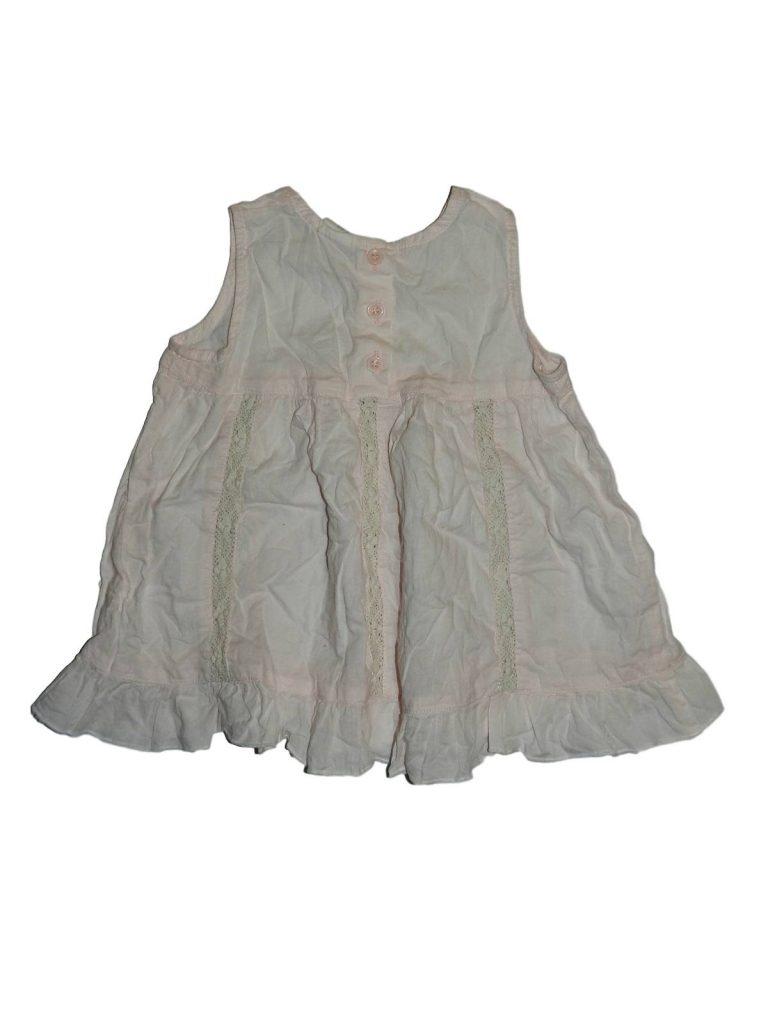 Hibátlan H&M Rózsaszín, vékony ruha (68)