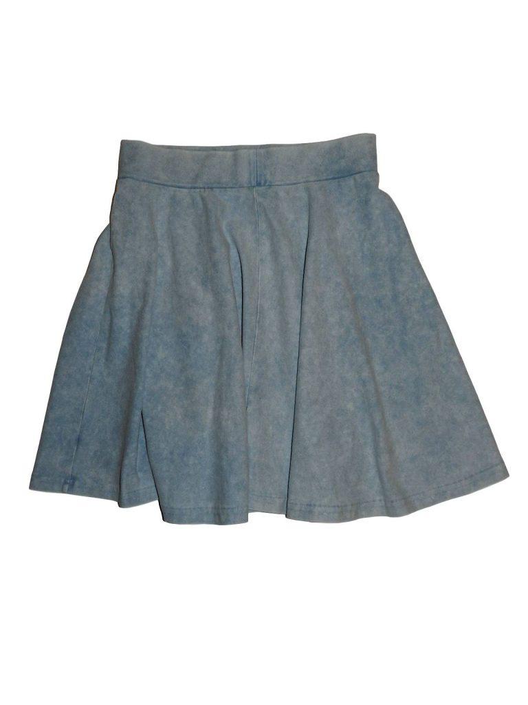 Újszerű New Look Kék szoknya (152-158)