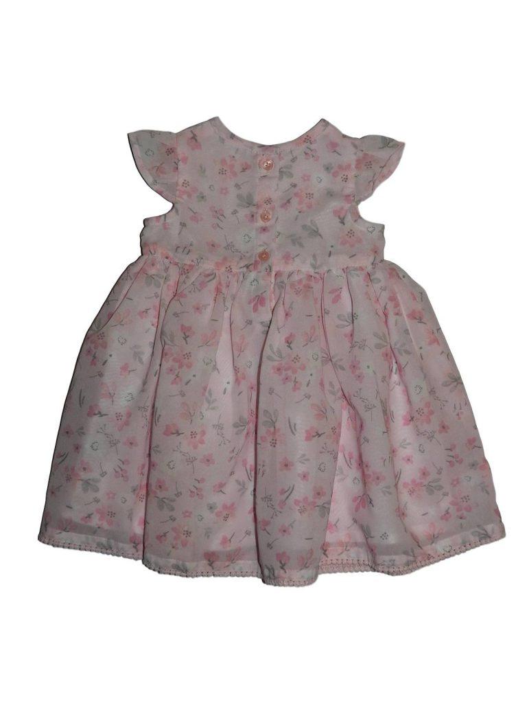 Újszerű George Virágmintás ruha (62-68)