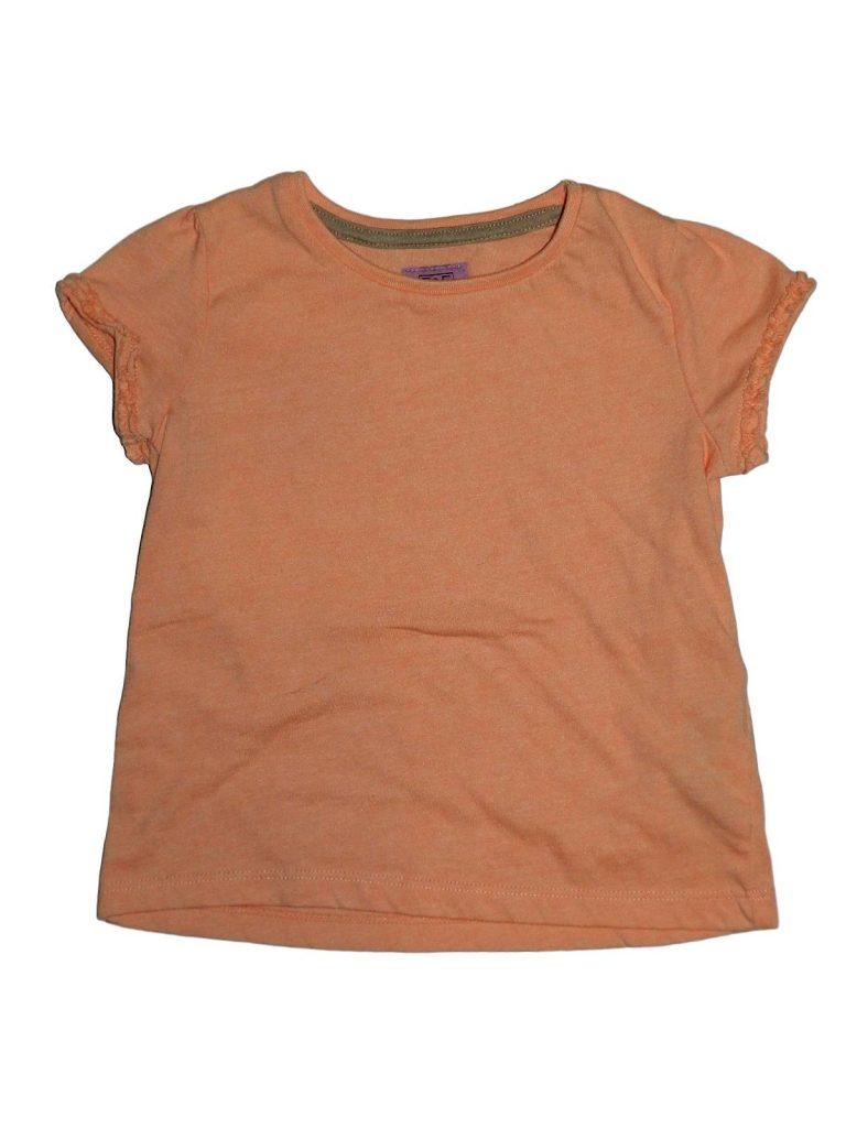 Hibátlan F&F Narancssárga felső (80-86)