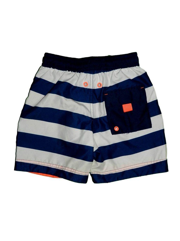 Újszerű F&F Kék-fehér rövidnadrág (98-104)