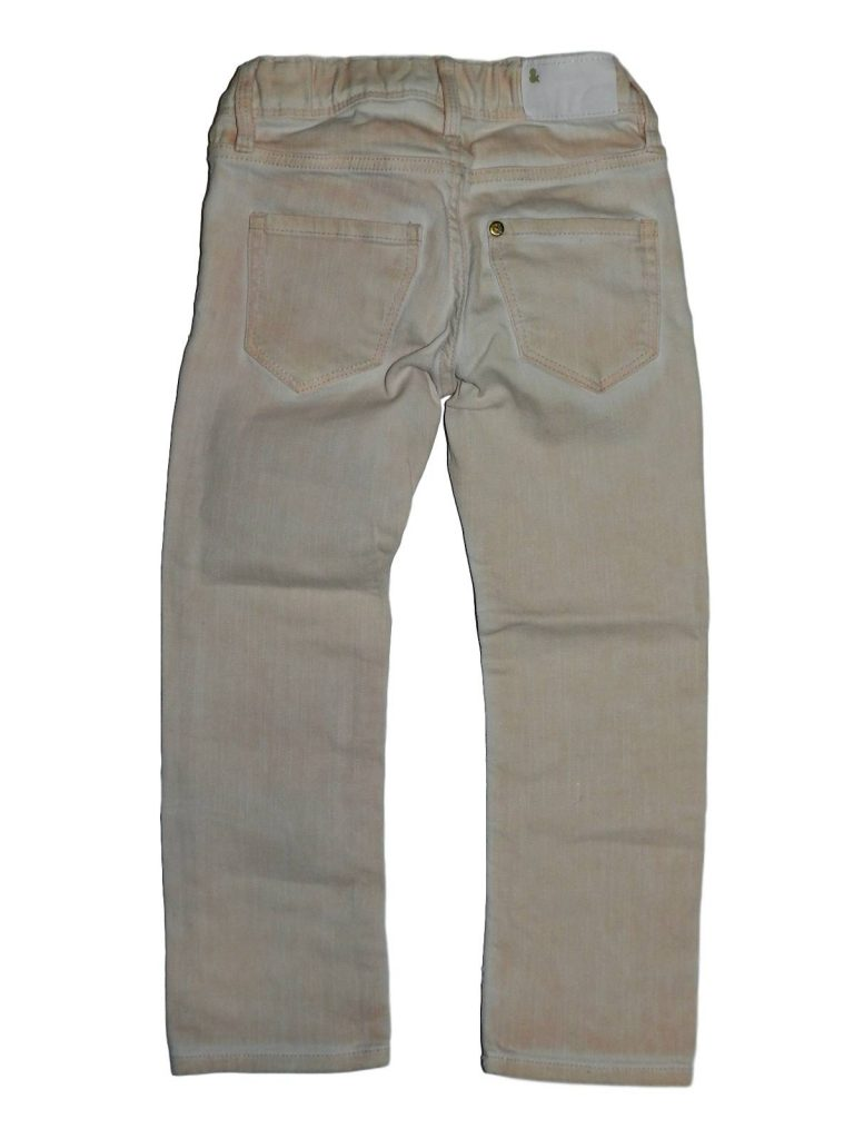 Jó állapotú H&M Világos farmer nadrág (98)