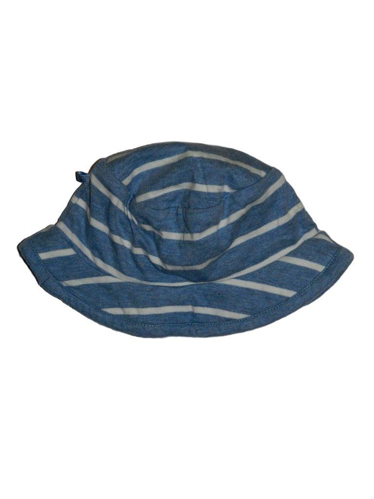 Hibátlan George Kék csíkos kalap (68-74)