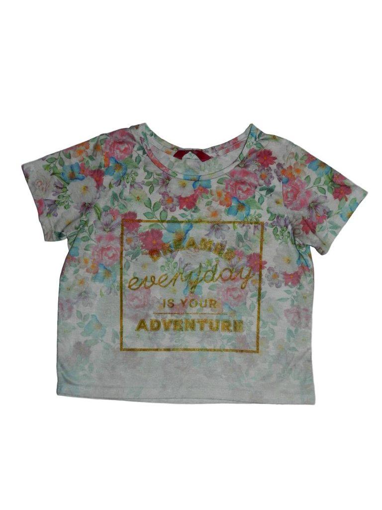 Hibátlan Egyéb márka Virágmintás felső (152)