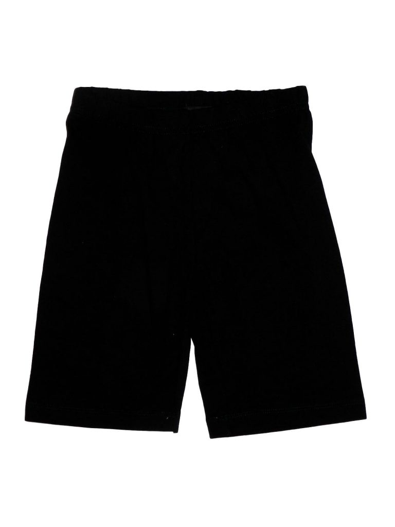 Hibátlan Egyéb márka Fekete rövid leggings (134-140)