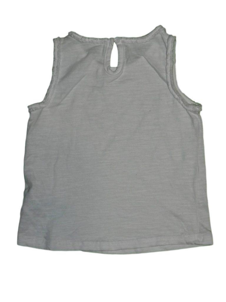 Hibátlan Matalan Fehér trikó (98-104)