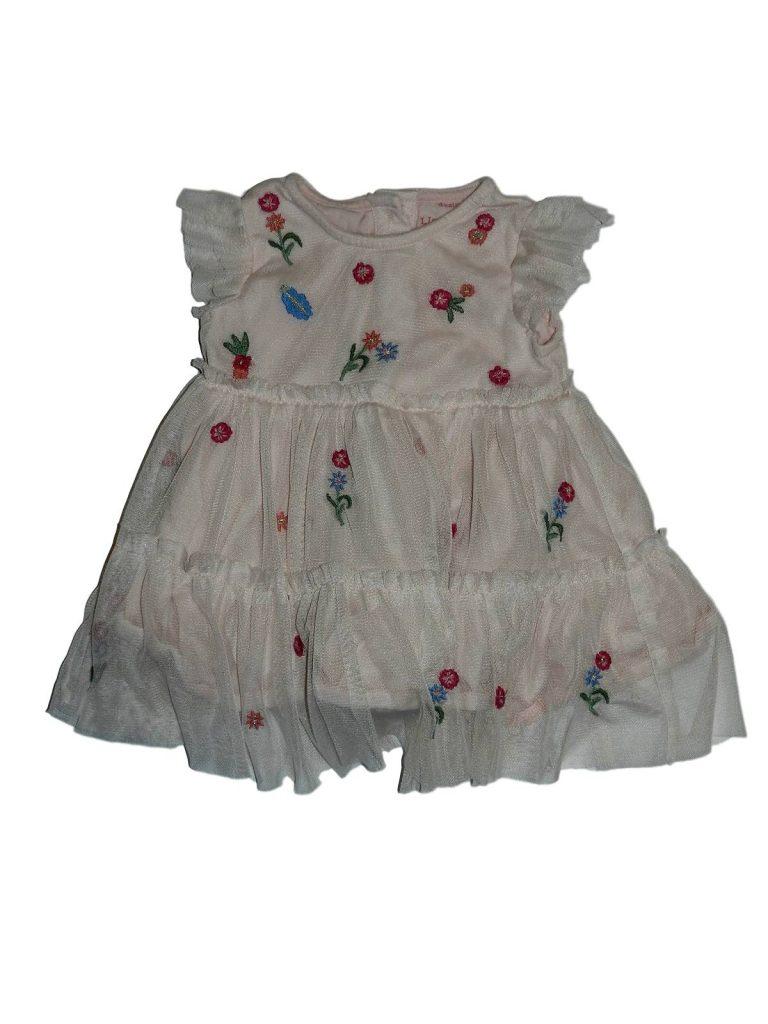 Hibátlan F&F Virágos tüllös ruha (68)