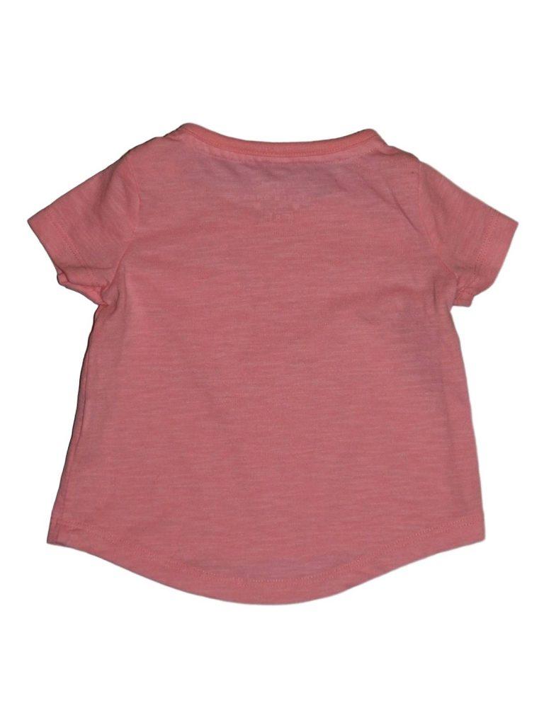Hibátlan F&F Rózsaszín zsebes felső (68)