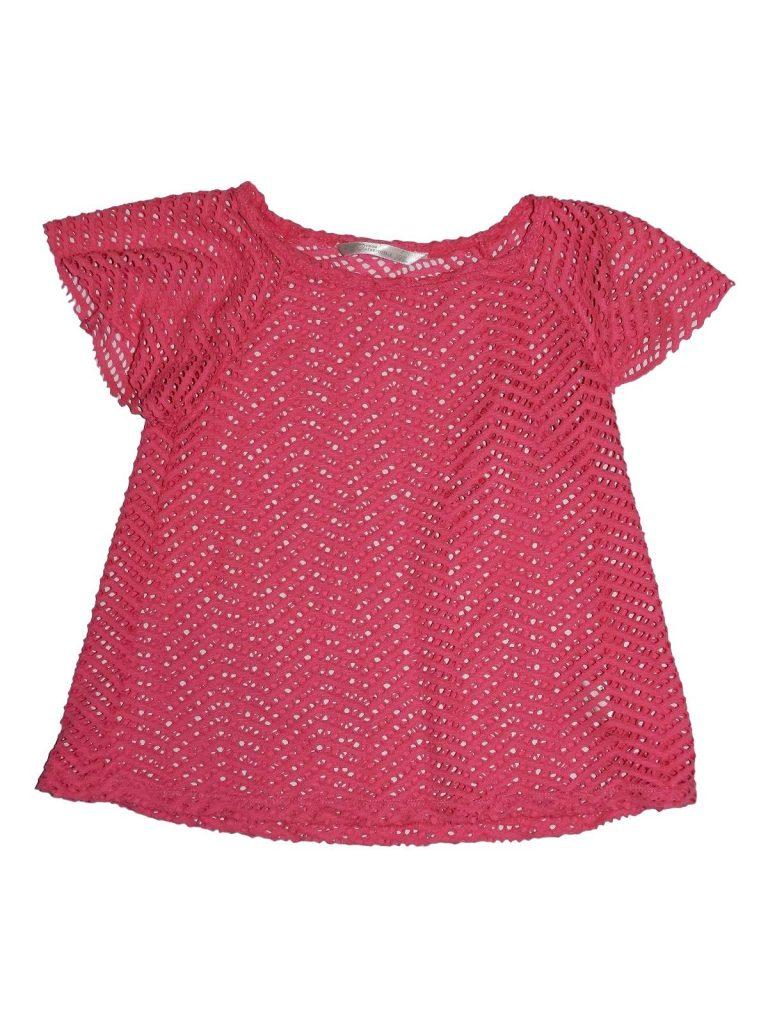 Hibátlan Egyéb márka Rózsaszín hálós felső (122)