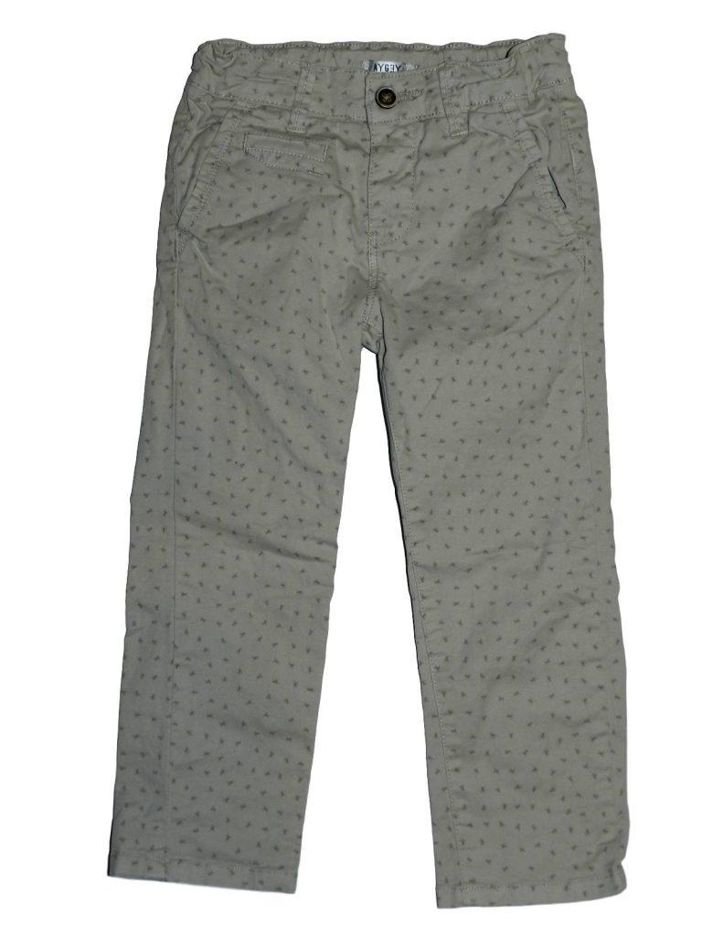 Újszerű Egyéb márka Apró hangyamintás nadrág (98)