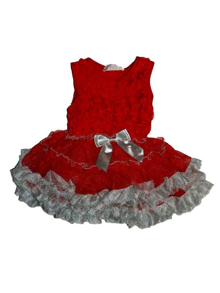Hibátlan Egyéb márka Tüllös, bodys ruha (86)