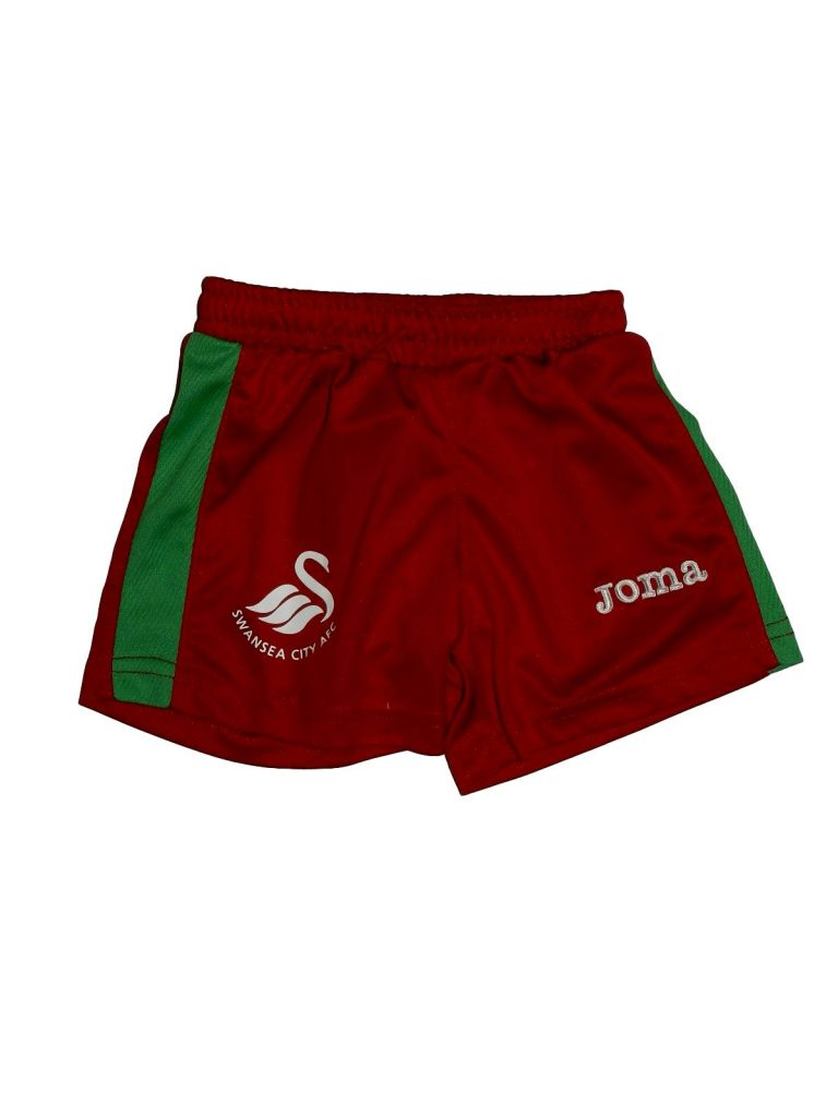 Hibátlan Egyéb márka Piros-zöld rövidnadrág (80)