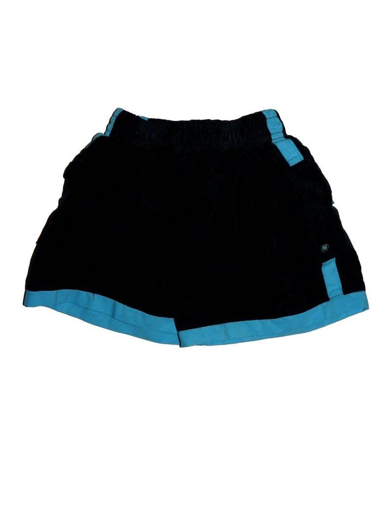 Hibátlan Egyéb márka Fekete-kék rövidnadrág (92)