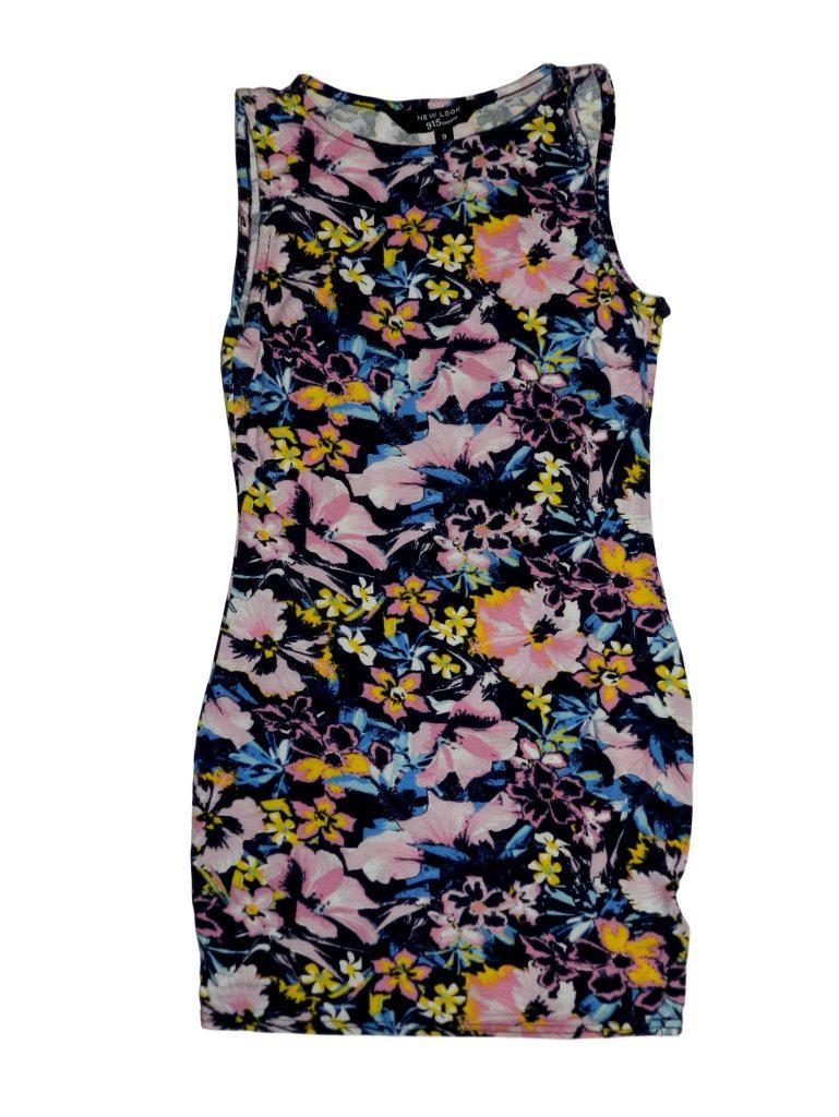 Hibátlan New Look Virágmintás ruha (134)