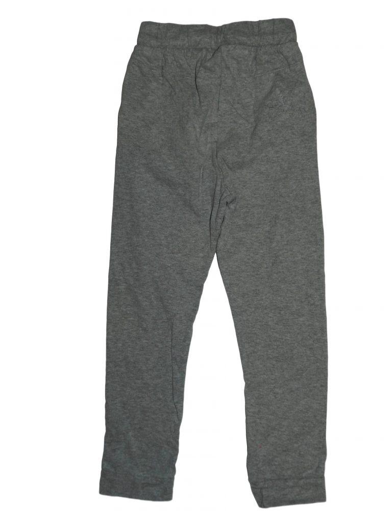 Hibátlan Egyéb márka Szürke, gombdíszes nadrág (122)
