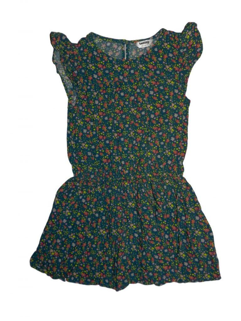 Hibátlan Tammy Virágmintás ruha (134-140)