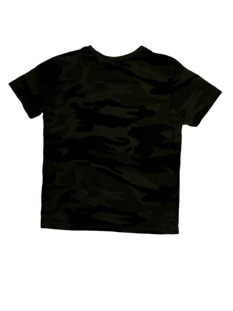 Hibátlan Egyéb márka Terepmintás póló (122)