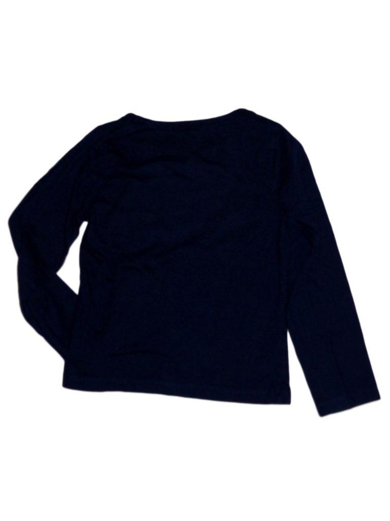 Hibátlan Young Dimension Kék, feliratos pizsama felső (128)