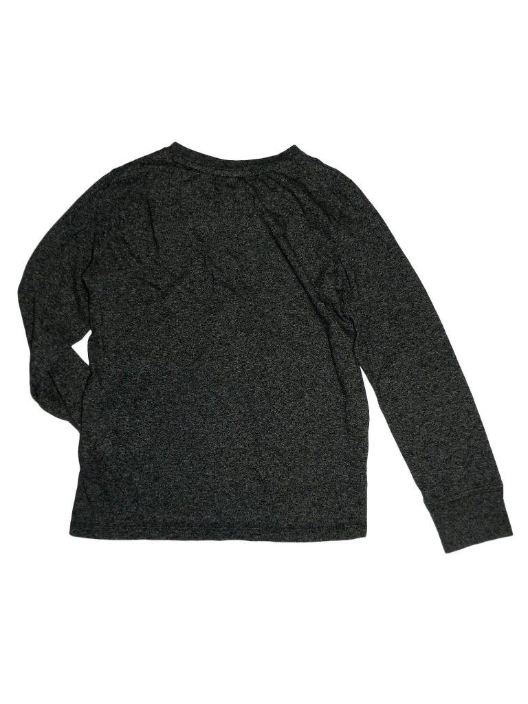 Hibátlan H&M Gombos nyakú, szürke felső (134-140)