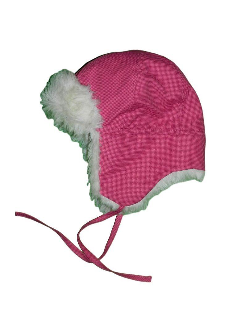 Újszerű H&M Pink téli sapka (68-74)
