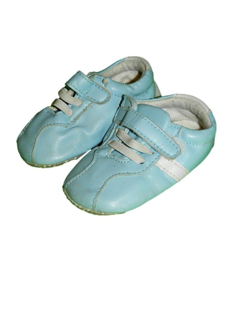 Jó állapotú Egyéb márka Kék kocsicipő (80-86)