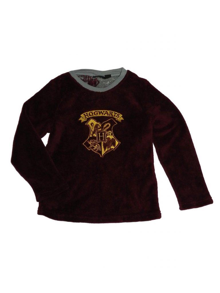 Hibátlan Rebel Harry Potter plüss pulóver (122-128)