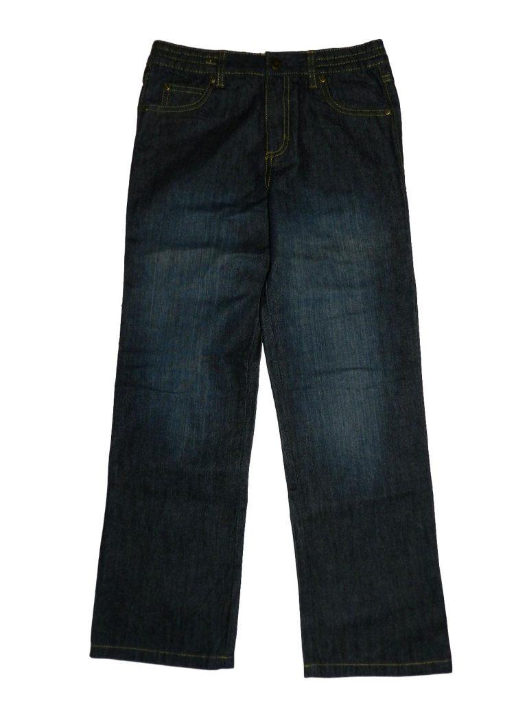 Hibátlan Egyéb márka Kék farmernadrág (140-146)