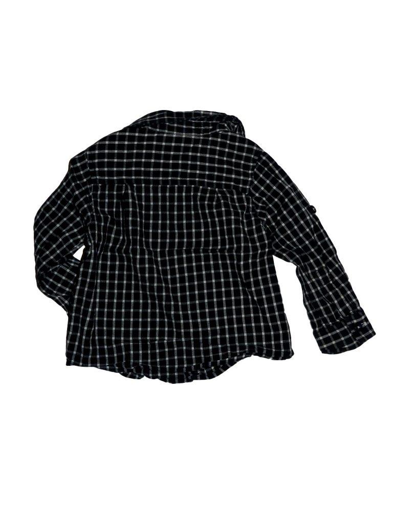 Hibátlan Cherokee Kék-fehér kockás ing (80-86)