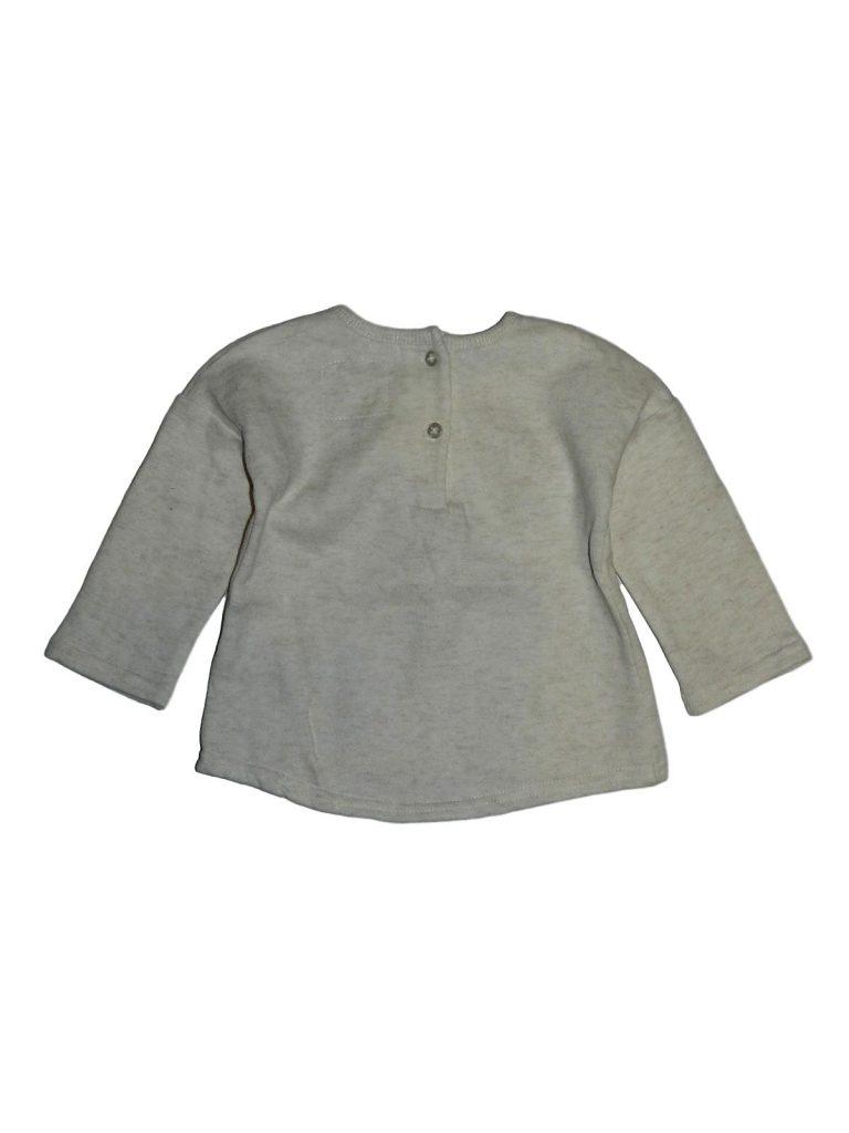Hibátlan Egyéb márka Feliratos pulóver (68-74)