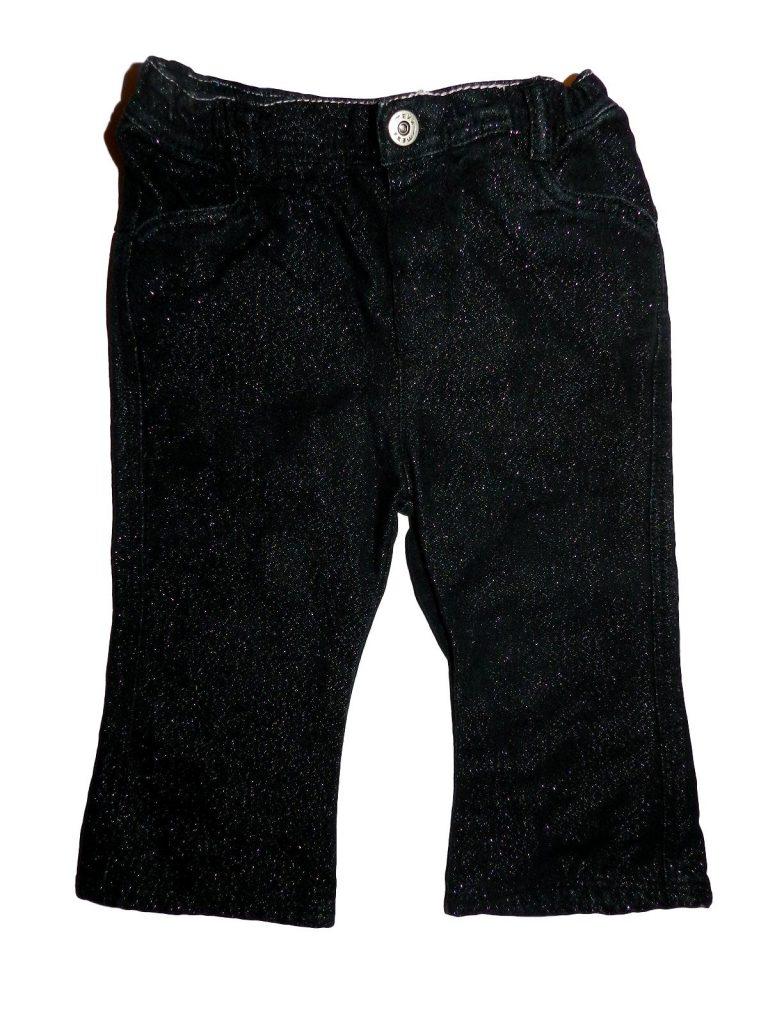 Hibátlan Mexx Csillámos farmernadrág (74-80)