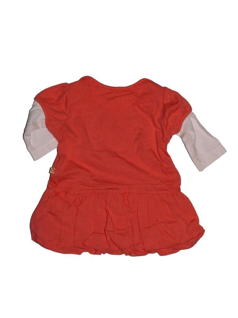Hibátlan Mothercare Nyuszis ruha (50-56)