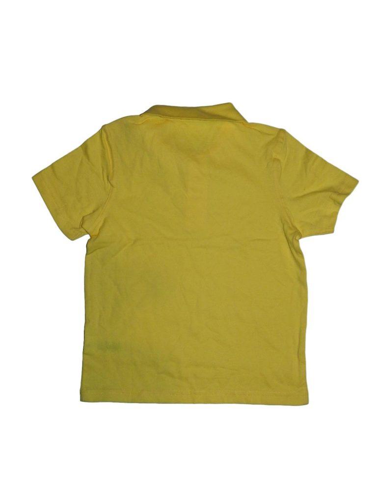 Újszerű George Sárga galléros póló (110-116)