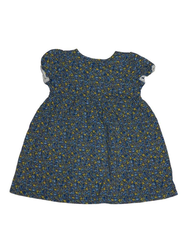 Hibátlan Next Virágmintás ruha (74-80)