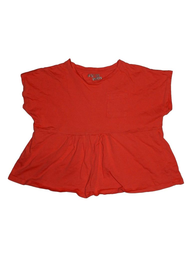 Hibátlan F&F Pink, zsebes felső (116-122)
