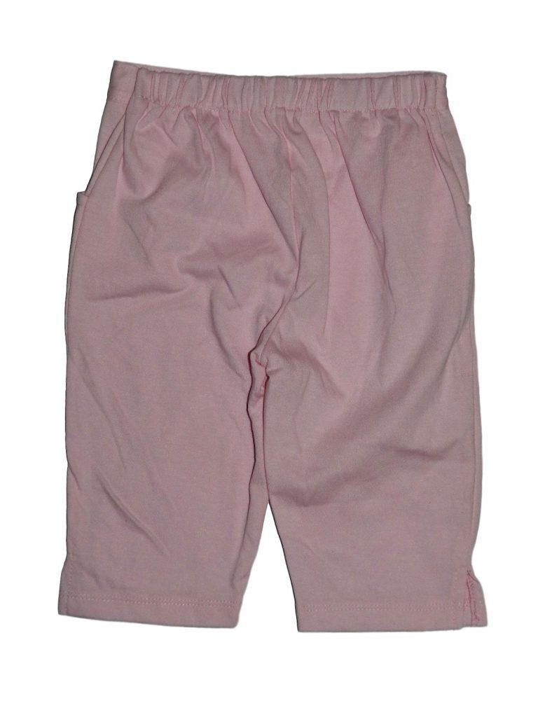 Újszerű Egyéb márka Rózsaszín, vékony nadrág (80-86)