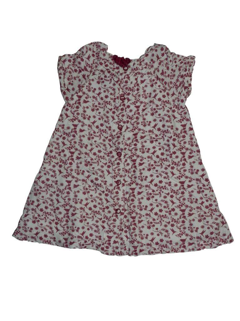 Hibátlan Egyéb márka Mintás ruha (74-80)