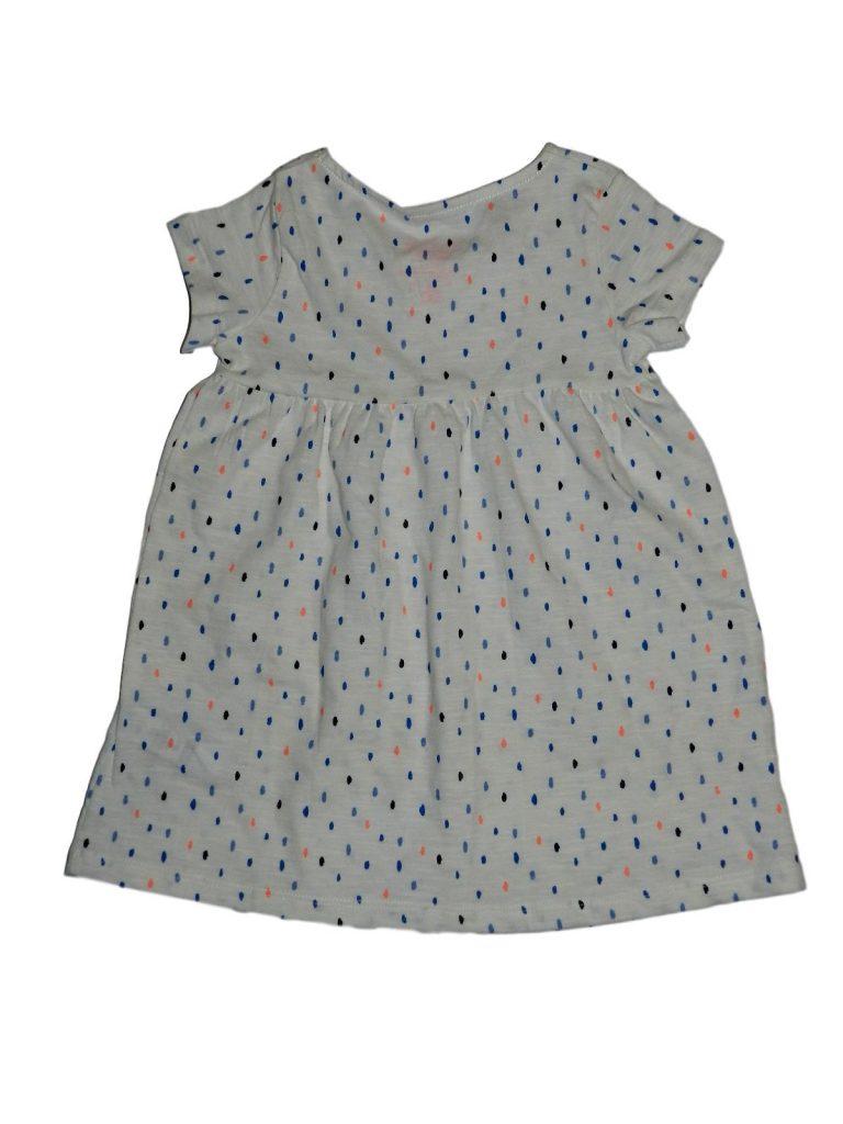 Új / Outlet F&F Mintás ruha (80-86)