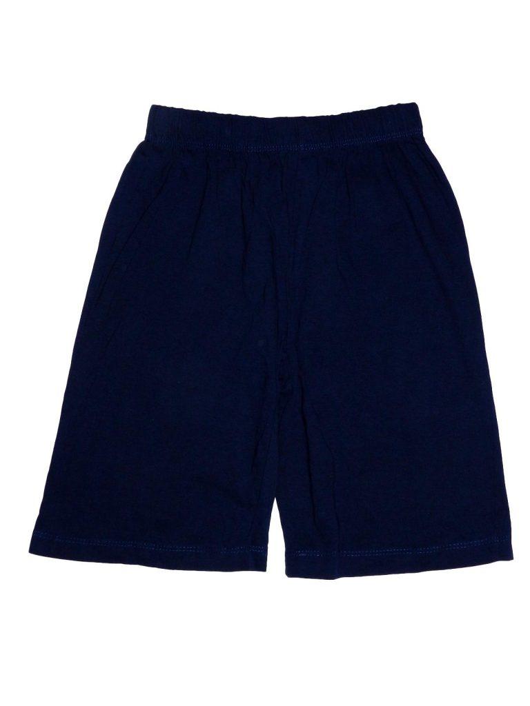 Hibátlan Egyéb márka Kék, vékony rövidnadrág (128)