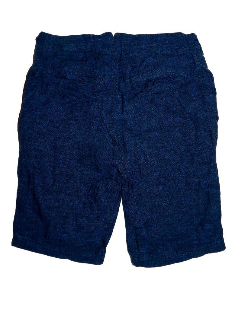 Hibátlan H&M Kék, térdnadrág (128-134)