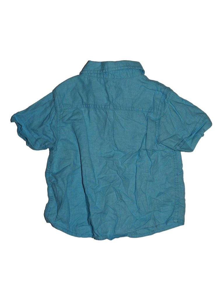 Hibátlan George Zsebes, kék ing (86-92)