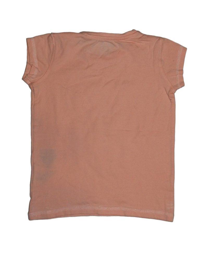 Hibátlan Egyéb márka Barack színű felső (98-104)