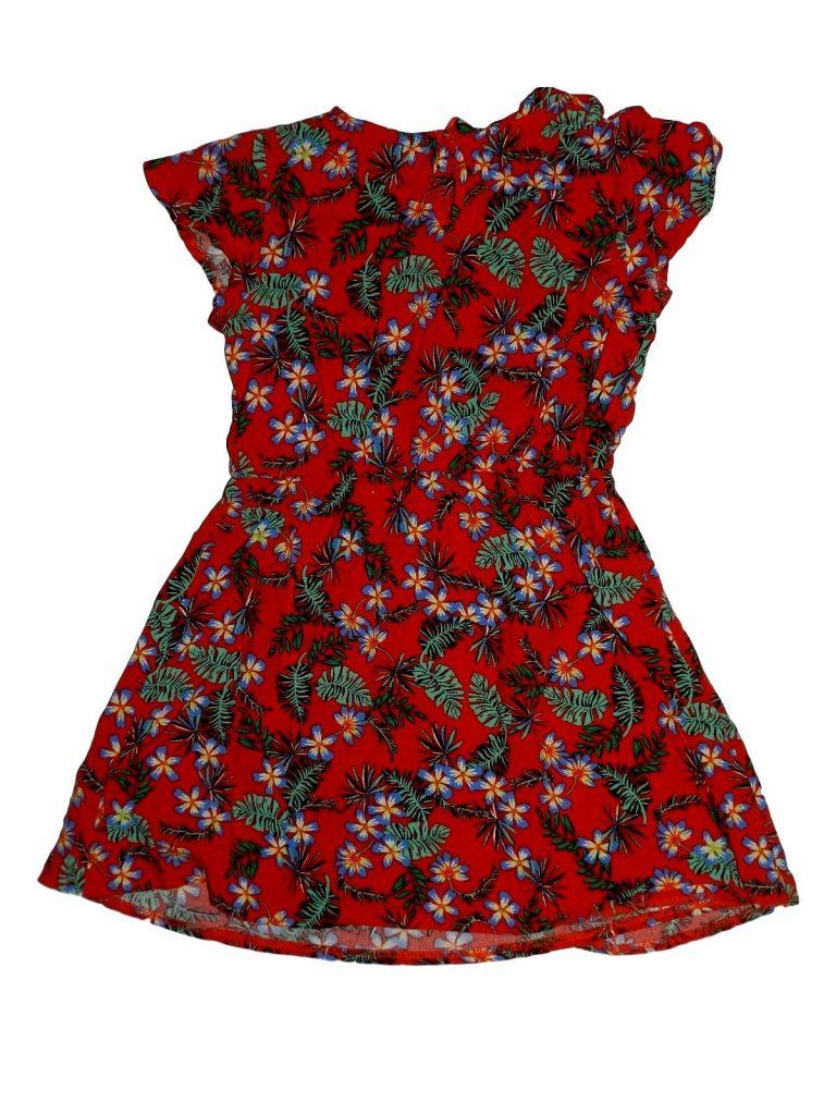 Újszerű Egyéb márka Virágmintás ruha (122-128)